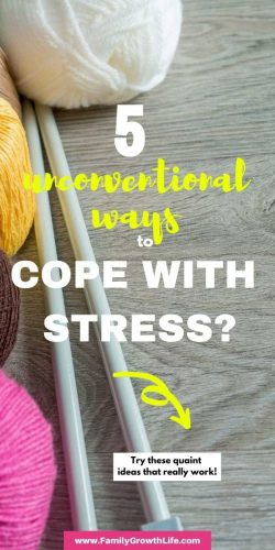 quaint ways to cope with stress